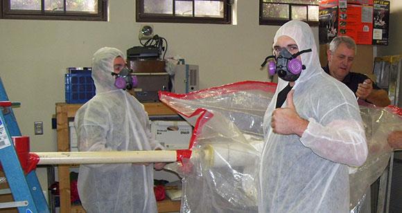 Asbestos Abatement Workers Regional Local 207 michighan